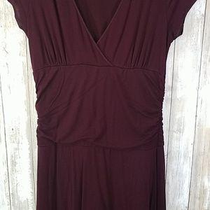 Converse Dresses - Converse maroon dress